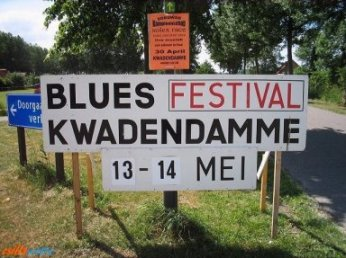 Kwadendamme Blues Festival 2011