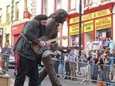 Johnny & Rory Gallagher, Ballyshannon