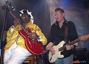 Eddy Chief Clearwater & Boogie Mike