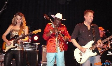 Ana Popovic & Eddy Clearwater & The Juke Joints