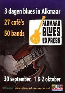 Alkmaar Blues Express 2011